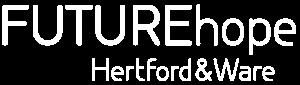 FUTUREhope – Hertford and Ware Logo